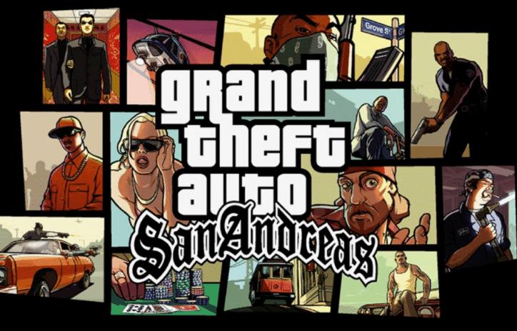 Debongo - GTA San Andreas