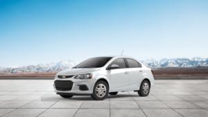 2020 Sonic LT 5-Door Trim Level - Westside Chevrolet