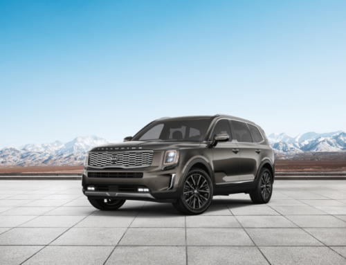 There's Substance to the 2020 Kia Telluride LX's style