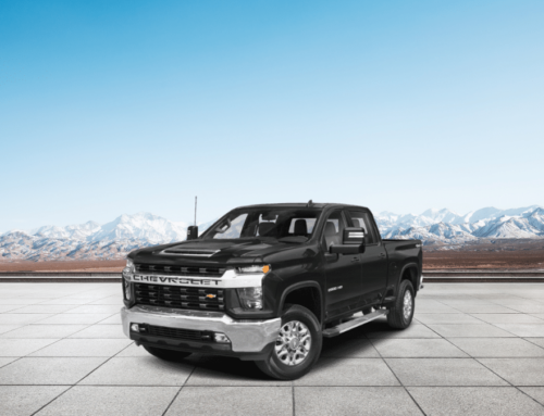 Check Out The New 2020 Chevrolet Silverado 2500 HD WT