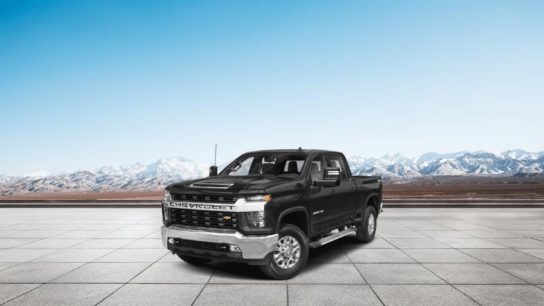 2020 Silverado 2500 HD WT - Westside Chevrolet