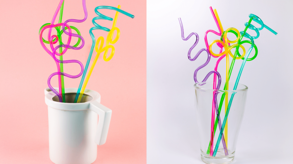 Accessorized Straws - Debongo