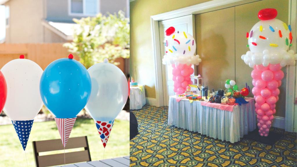 Balloon Cones - Debongo