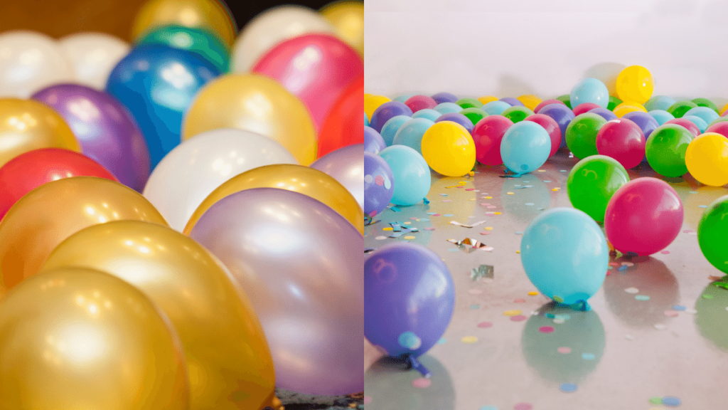 Balloons On The Floor - Debongo