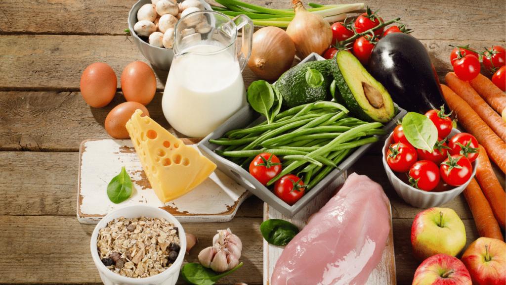 Eat a Balanced Diet - Debongo