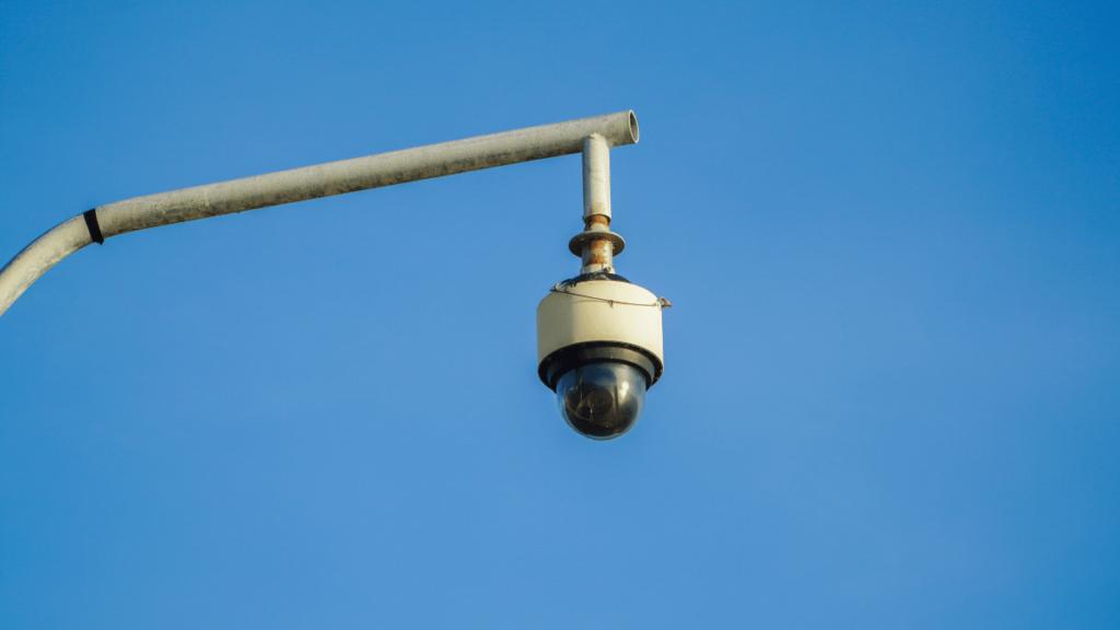 PTZ CCTV Cameras (Pan-Tilt-Zoom)