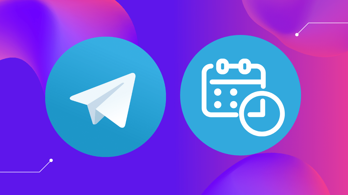 Scheduling The Posts On Telegram Has Never Been Easier! - Debongo