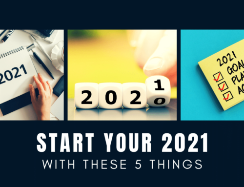 Start Your 2021 With These 5 Points In Mind