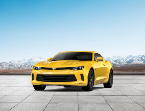 2021 Chevrolet Camaro 2LT Has The Muscle And The Looks