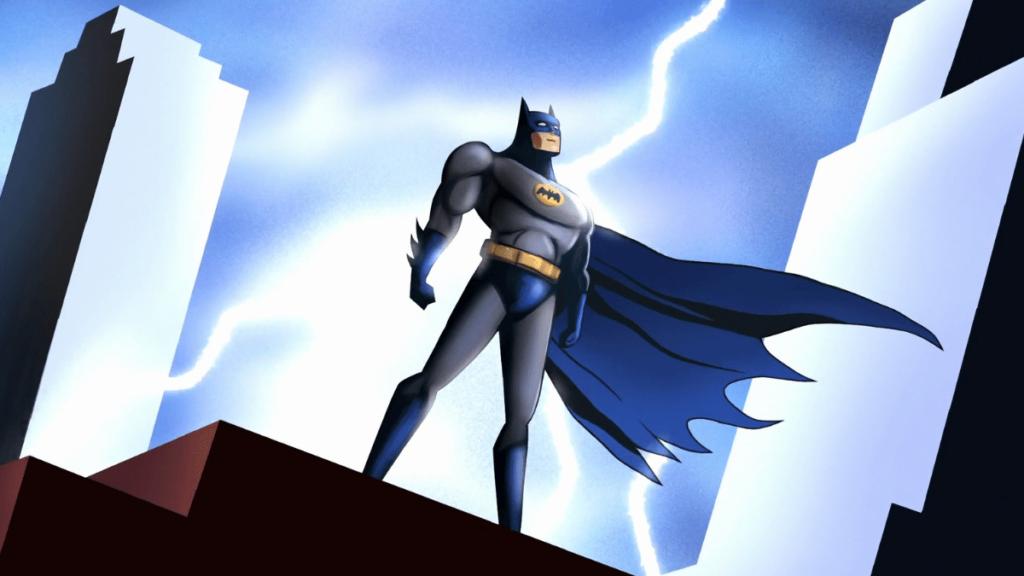 Batman 1990s Cartoons - Debongo