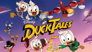 DuckTales Cartoon Debongo