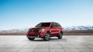 The Stunning 2021 Kia Sorento LX Is Your Dream Car - Westside Kia