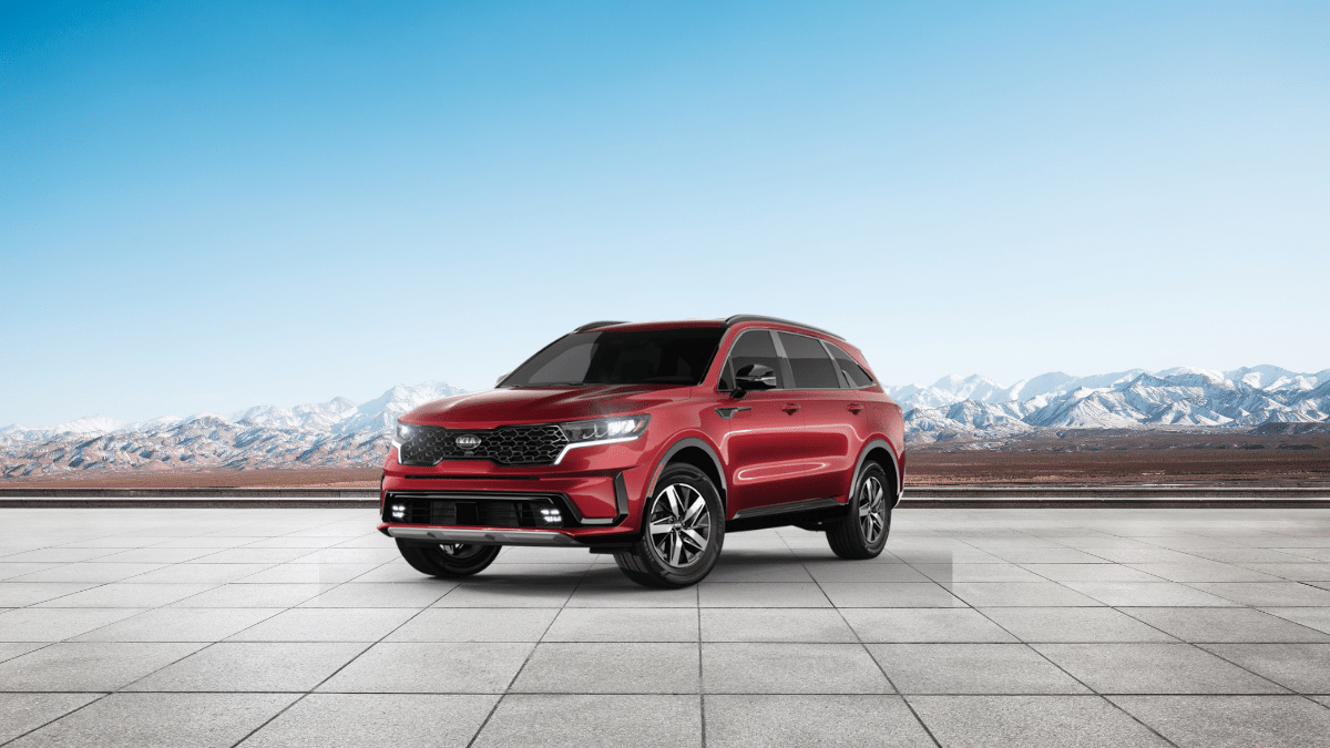 The Stunning 2021 Kia Sorento LX Is Your Dream Car - Westside Kia