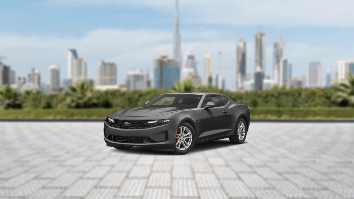 Brand New 2021 Chevrolet Camaro 1LS Is Making Headlines - Westside Chevrolet