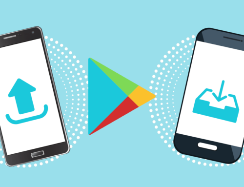 Share Your Apps On Android Via Play Store's 'Nearby Share'