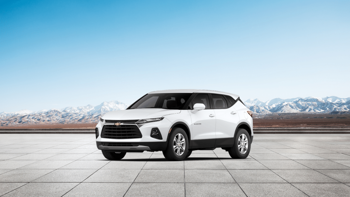 The 2020 Chevrolet Blazer 1LT Is Stunning All Around