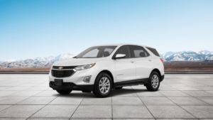 The 2020 Chevrolet Equinox LT Trim Has An Ecstatic Engine - Westside Chevrolet