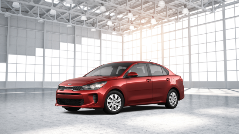 2021 Kia Rio S Is An Economy Car That's Not Too Small - Westside Kia
