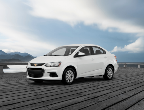 The 2020 Chevrolet Sonic Sedan LT Offers Powerpacked Performance
