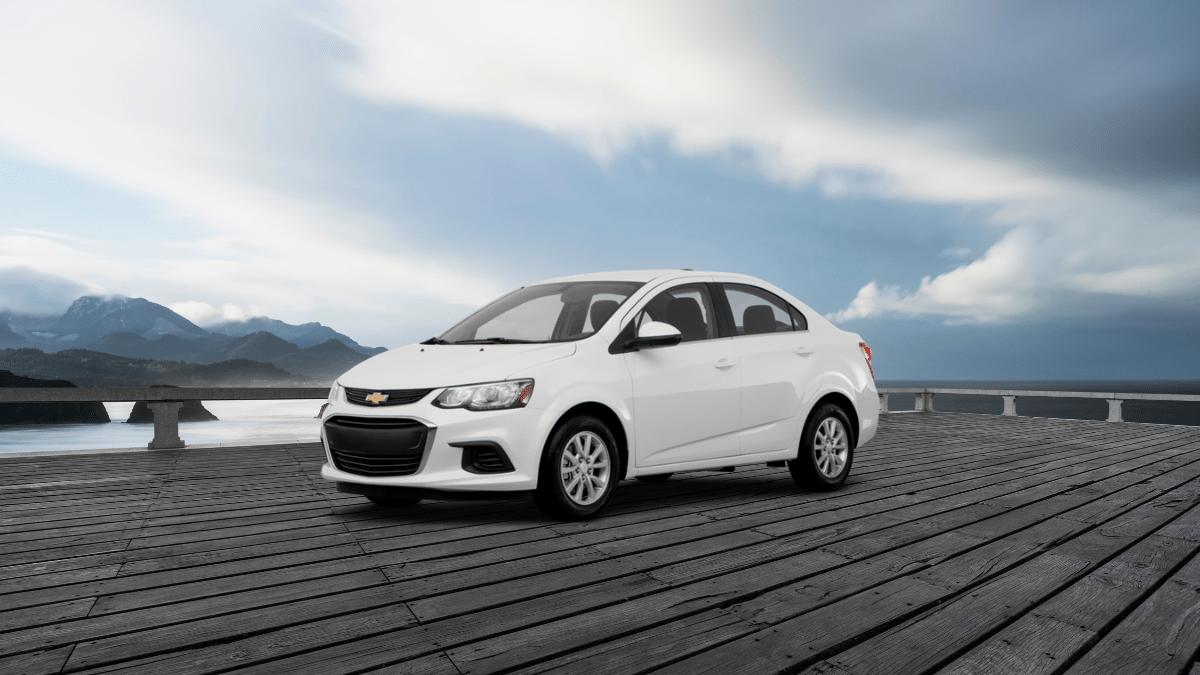 2020 Chevrolet Sonic - Westside Chevrolet