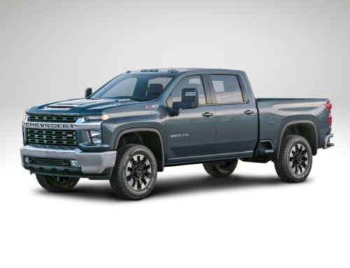 2021 Chevrolet Silverado HD Is A Quality Heavy-Duty Truck