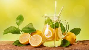 Lemon In Summer