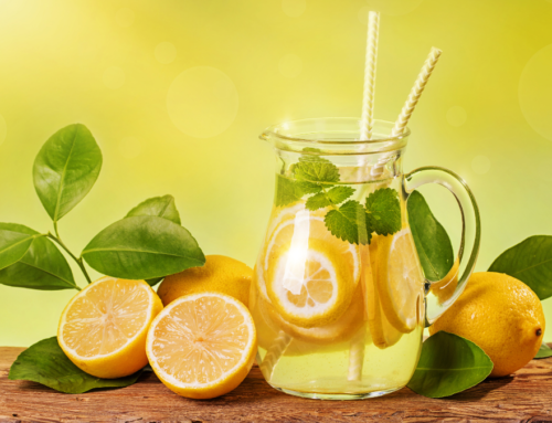 Benefits Of Lemon In Summer
