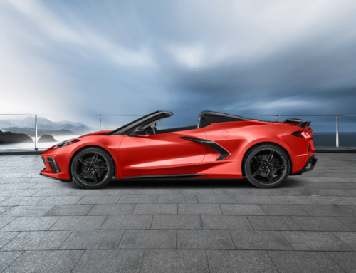 The 2021 Corvette C8 Convertible Is A Marvel On Wheels