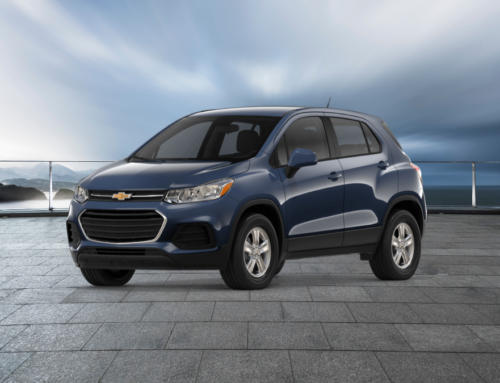 The 2020 Chevrolet Trax LS Has A Serene Interior