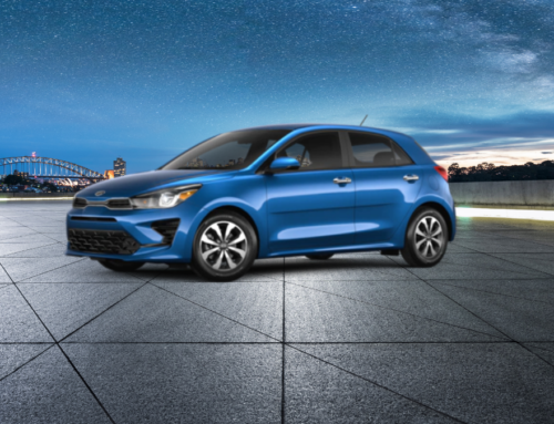 The 2021 Kia Rio 5-Door Never Seizes To Surprise