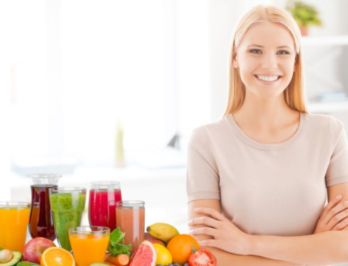 Fruits And Veggies For A Better Mental Health