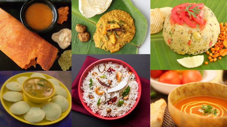Best South Indian Food
