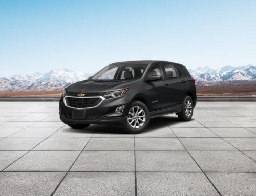 The 2020 Chevrolet Equinox Offers Advanced Safety To Passengers