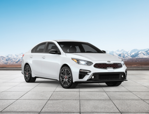 The 2021 Kia Forte GT DCT Surpasses The Expectations