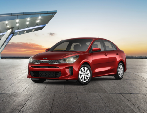The 2021 Kia Rio S IVT Interior Is A Style Statement
