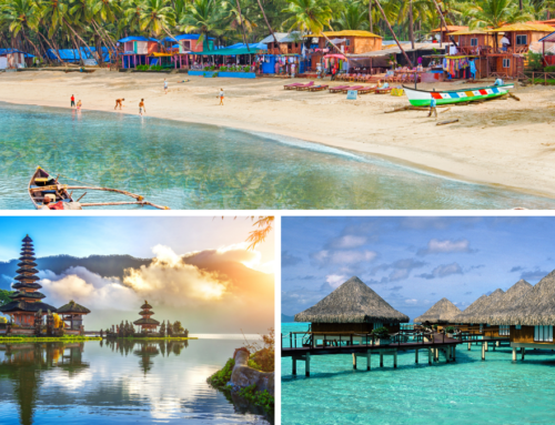 Leave The Last Year In The Past With These Destinations