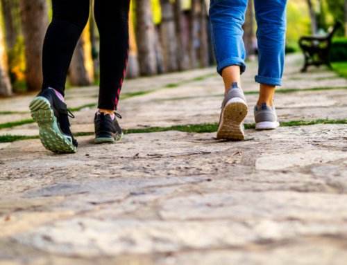 Health Concerns That Can Be Solved By Walking